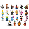 Цифры Бэтмен Серии 71017 Кролик Морковь Банан Парень Человек 8831 Коллекционных Фильмов Строительные Блоки Игрушки Для Детей