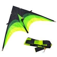 Новинка 160 см супер большой воздушный змей линия трюк детские игрушки Воздушные Змеи воздушный змей Летающий длинный хвост открытый Забавный Спорт развивающие подарки воздушные змеи для взрослых