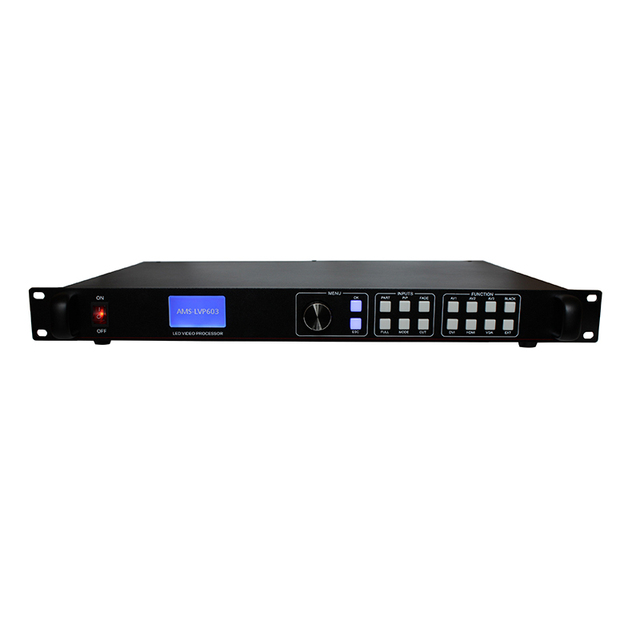 AMS-LVP613S led video wall controller led video seamless switcher sdi video processor inserted one piece linsn ts802d