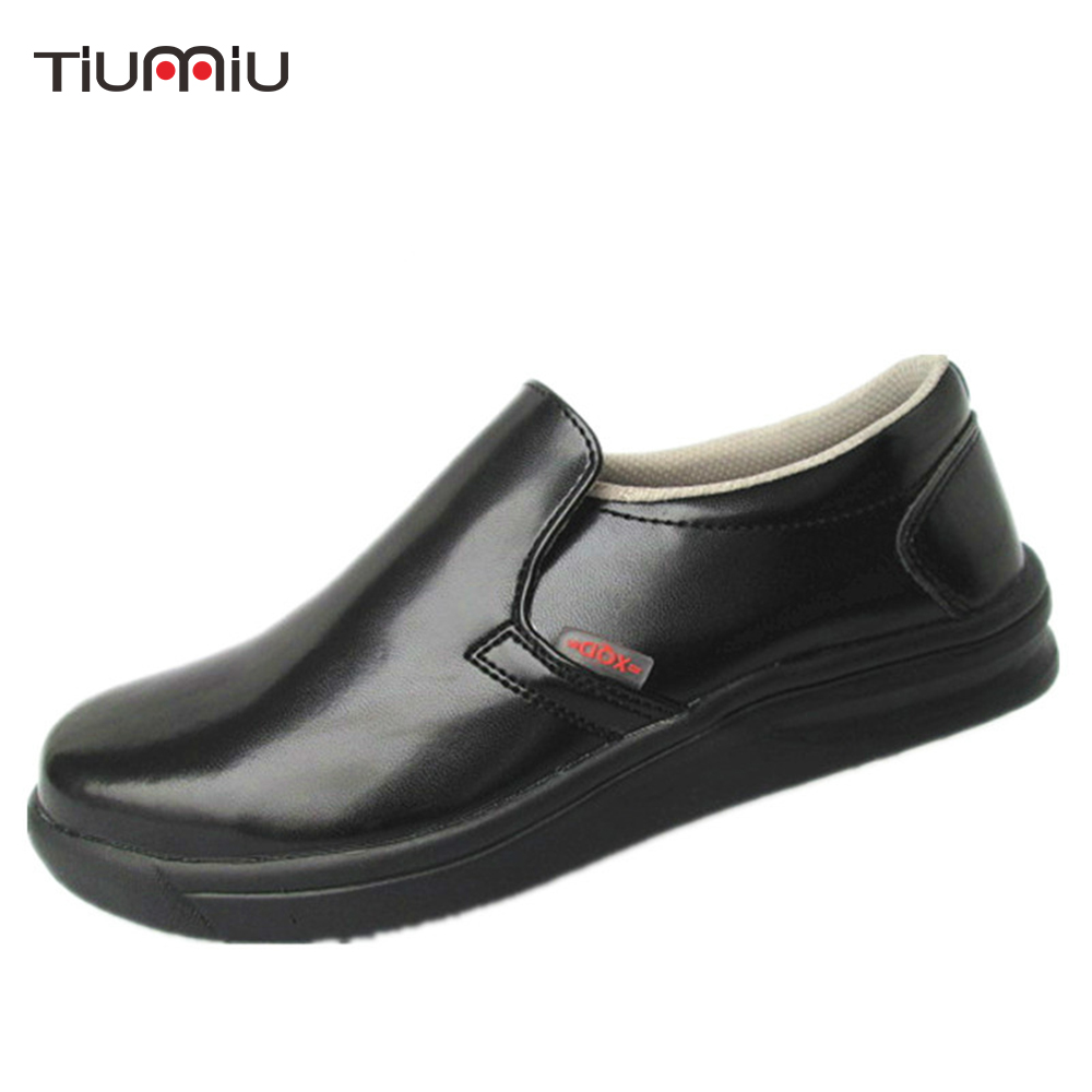 Professional Chef Shoes Food Service Kitchen Work Slippers Non-slip Waterproof Oil Proof Garden Shoes Breathable Shoes Unisex