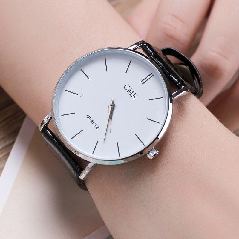 CMK Ultra Slim Simple Dial Ανδρικά ρολόγια μόδας - Ανδρικά ρολόγια - Φωτογραφία 2