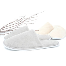 10 Pairs Disposable Slippers Men Business Travel Passenger Shoes Home Guest Slipper Hotel Beauty Club Washable