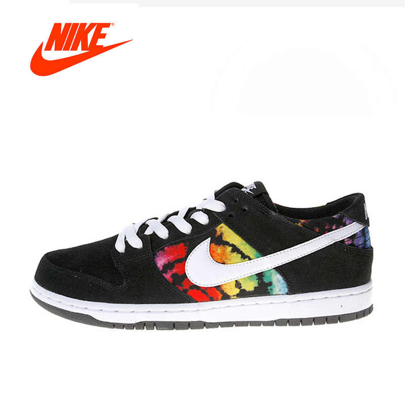 new style 96762 be114 Original New Arrival Authentic Nike Dunk SB Low Pro Iw Leisure Men s  Skateboarding Shoes Sports Sneakers