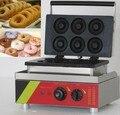 Mejor venta de acero inoxidable donut freidora/máquina de donuts