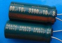 ¡Entrega Gratuita! Placas base de la computadora 10 v 3300 uf 3300 uf condensadores electrolíticos motherboard clock capacitors for electric motors motherboard amd -