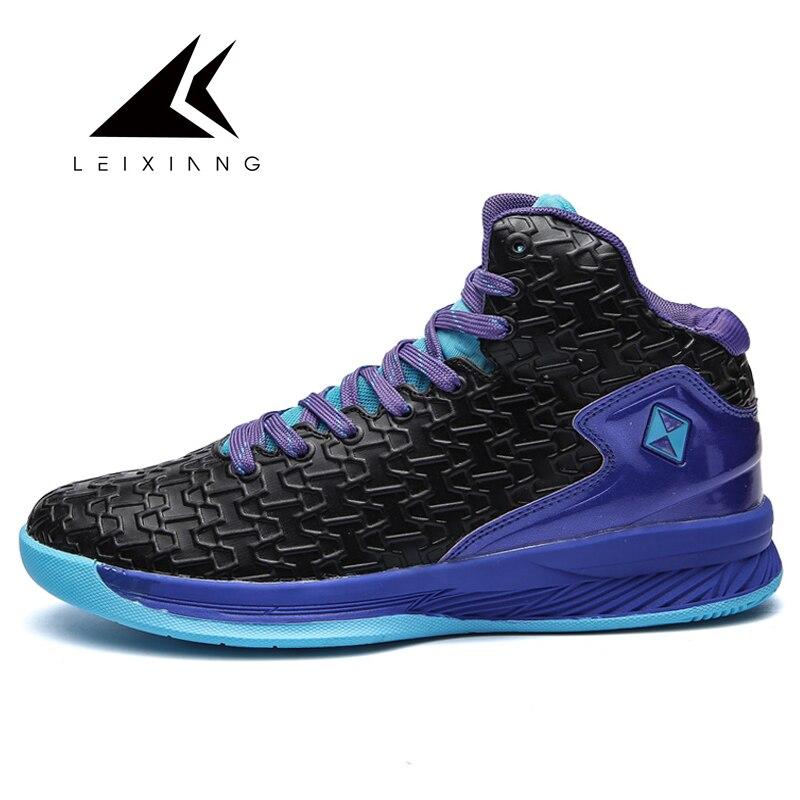 f44242b06 Outdoor Shoe Men Basketball Shoes Sneakers Athletic Sport Shoes Basketbal  Schoenen Hoog Men Ankle Boots Zapatillas