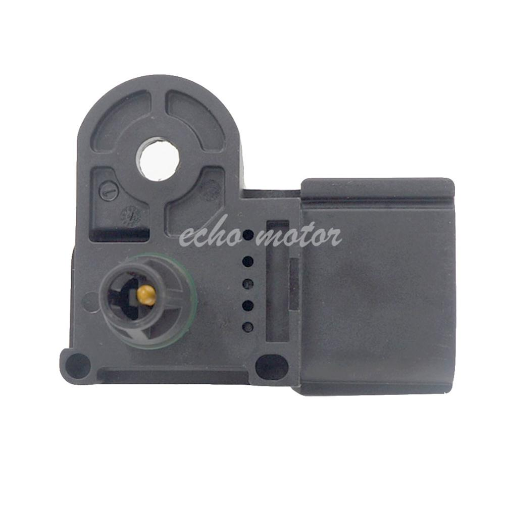 MAP Manifold Air Pressure Sensor 1S7A-9F479-AB 0261230044 For Ford For Volvo