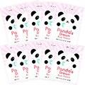 Original Corea del Panda Sueño Parche en el Ojo 10 unids Elimina Las Ojeras Ojo Máscara Del Cuidado Del Ojo Anti-Envejecimiento Y finas Líneas Del Ojo Máscara