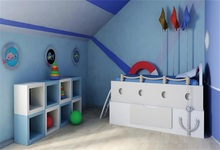 Fundos Fotográficos Cena Interior Laeacco Sala Prateleira De Madeira Do Brinquedo Do Bebê Personalizado Cenários de Fotografia Para Estúdio de Fotografia
