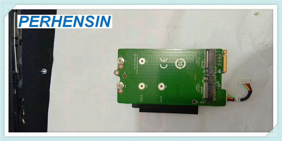 Genuine FOR MSI GT72 GT72S GT72VR GT73 GT73vr HDD STAT HARD DRIVE interface board two Pcie