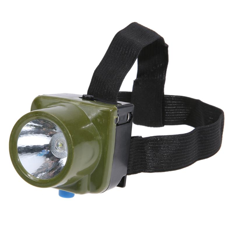 Portable Outdoor LED Headlamp Mining Hunting Camping Rechargeable Waterproof Emergency Light for Night Lightings