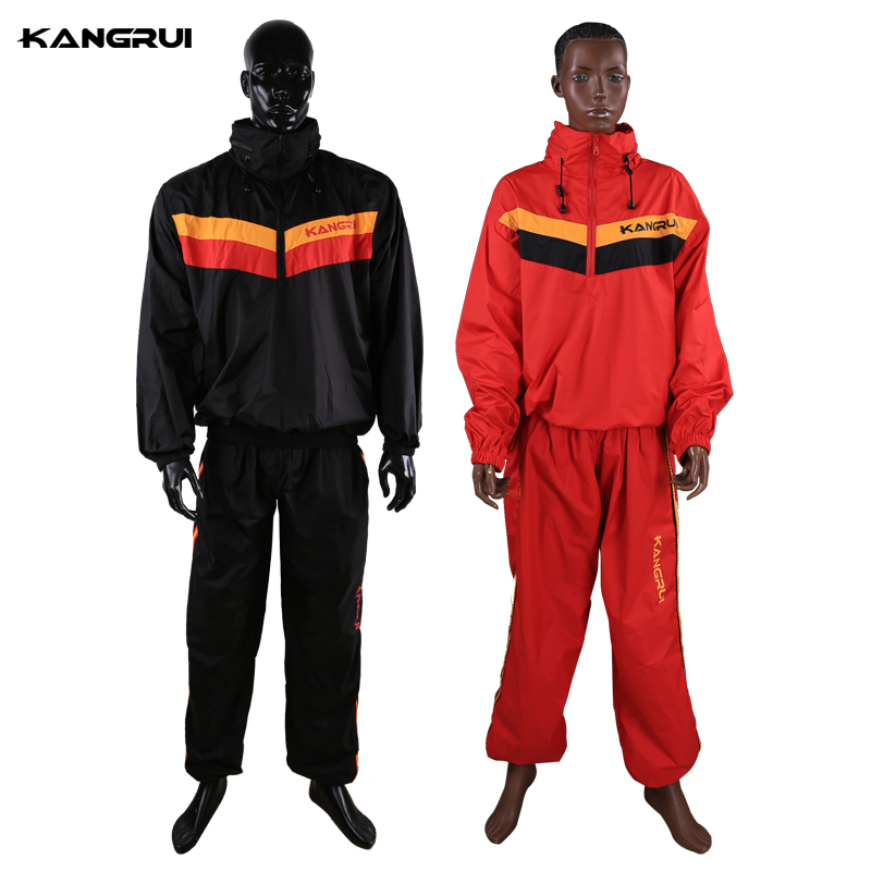 Waterproof Losing Weight Clothes Sauna Running Sports Fitness Lose Weight Slimming Underwear For Men Women Cold-proof Coat Pants