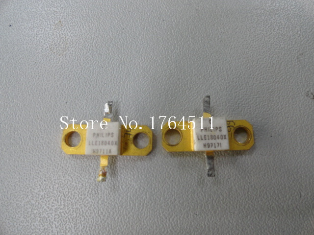 [BELLA] ORIGINAL LLE18040X Disassemble The Original RF Microwave Power High Frequency Tube  --5PCS/LOT
