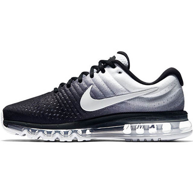 newest c0084 d9f5f Original Official Nike Air Max 2018 Breathable Men's Running Shoes Sports  Sneakers Winter Sneakers Air Cushion Shoes Outdoor
