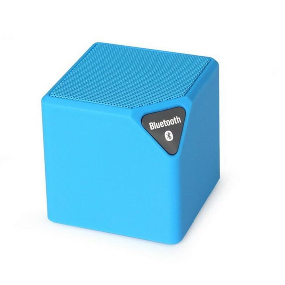 Mini <font><b>Bluetooth</b></font> <font><b>Speaker</b></font> X3 <font><b>Cube</b></font> Led <font><b>Speaker</b></font> TF USB Wireless Portable Music Player Sound Box Subwoofer Loudspeakers with Mic