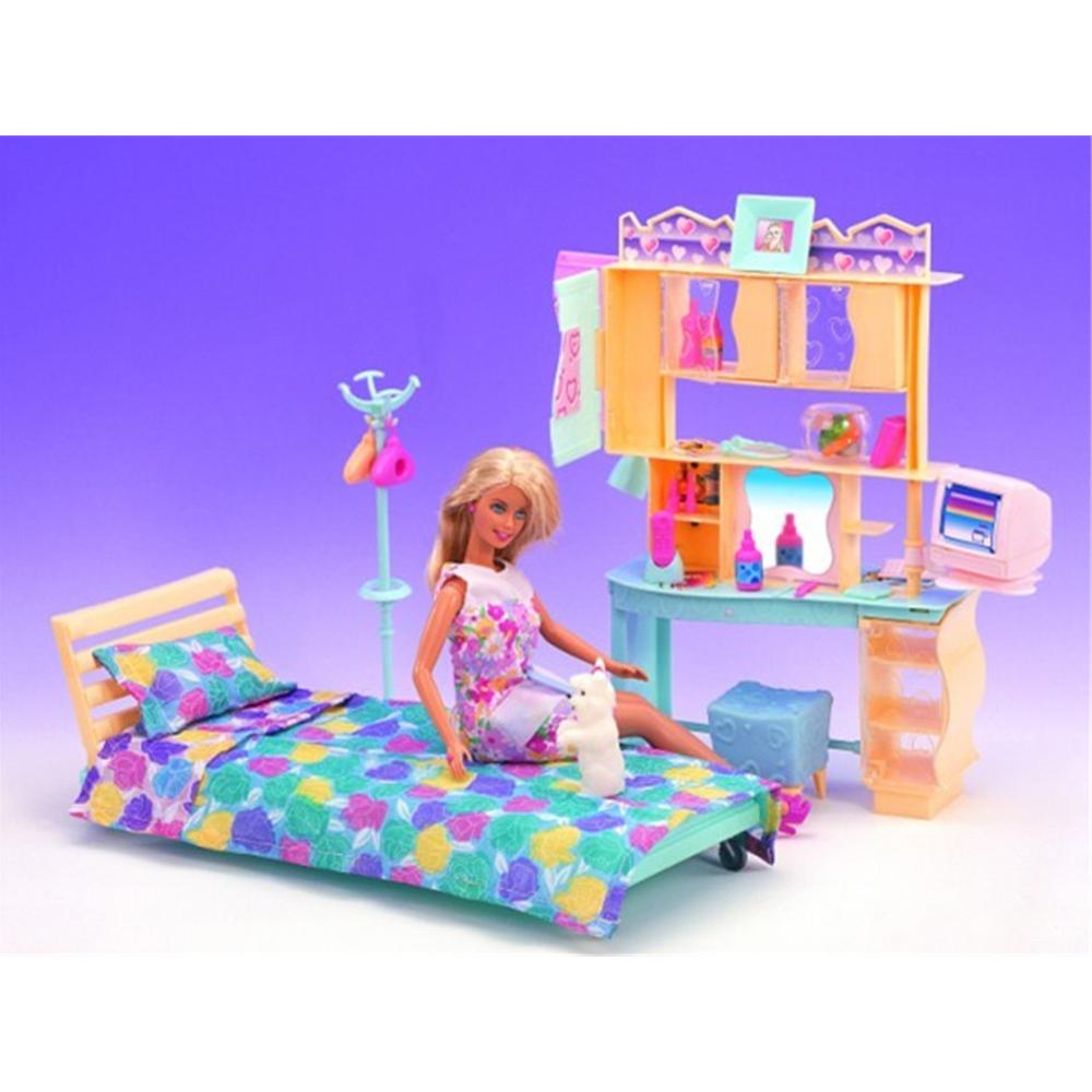 online get cheap barbie schlafzimmer für mädchen, Schlafzimmer