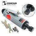 ZONESUN пневматический шлифовальный станок  Гравировальный инструмент  полировальный станок для пневматических инструментов