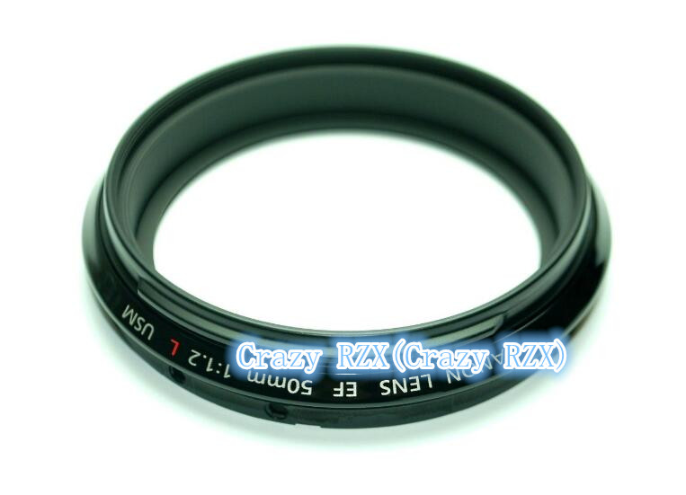 NEW Lens Repair Part For Canon EF 50mm F/1.2 L 50mm 1.2 USM Front UV Hood Ring Replacement Filter Ring YG2 2385 020