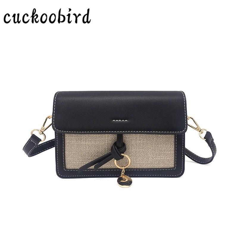 2018 New Arrivl Shoulder Bag Fashion Korea Style PU Leather Designer Bag Lady Solid Flap Pocket Crossbody Bag For Ladies Hotsale flap pu leather crossbody bag