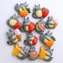 (6 pieces / lot)Miyazaki Anime My Neighbor Totoro fridge