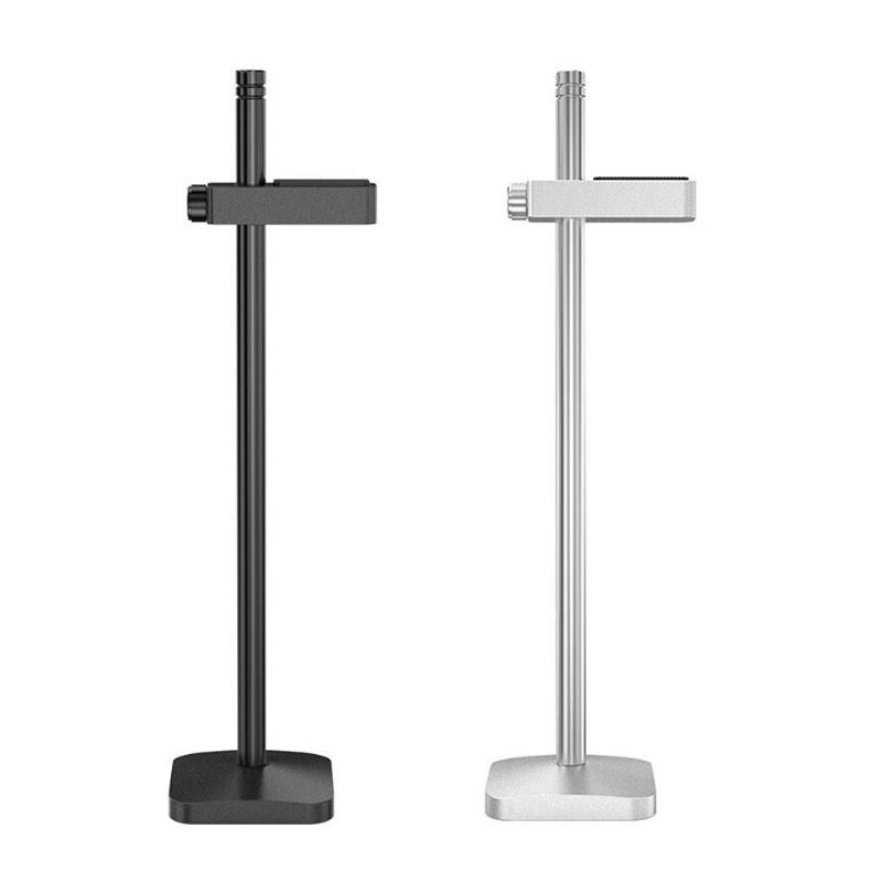 195mm Aluminum Anodic Polishing VC-2 Graphics Video Card Holder Jack Bracket Desktop PC Computer Case Video Card Support Stand