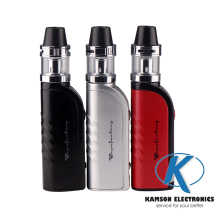 2017 Newest ECT B40+ kit e cigarette 40w box mod vape mod met atomizer 2.0 ml vaporizer  electronic cigarette starter kits