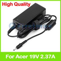 19V 2.37A 45W laptop charger PA-1450-26 AC power adapter for Acer Aspire One Cloudbook 11 AO1-131 14 AO1-431