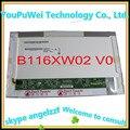 11.6 дюймов ЖК-матрицы B116XW02 LTN116AT01 N116B6-L02 LP116WH1 TLA1 Для Lenovo U150 S205 X120E E10 ноутбук светодиодный экран замена