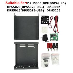 Image 4 - Dps3005 전원 공급 장치 쉘 dps3003 dps5005 dp30v5a dp30v3a lcd dp20v2a 디지털 블랙 프로그래밍 모듈 dp50v5a