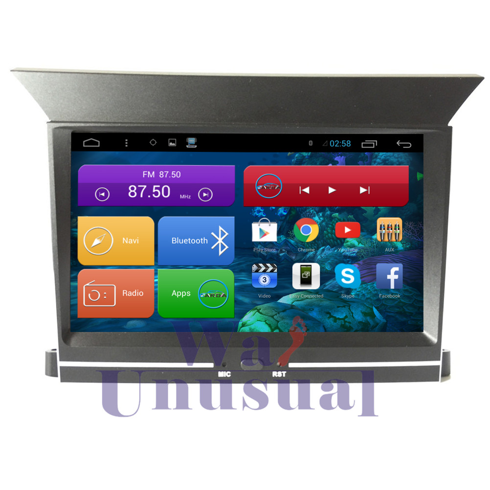 WANUSUAL 7 Quad Core 16G Android 6.0 GPS Navigation for Honda Pilot 2009 2010 2011 2012 With BT Wifi Mirror Link Maps 1024*600