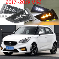 Video,MG3 daytime light,2017~2019;LED,MG3 fog light,car accessories,MG5 MG6 MG7,GT,ZS,GS,MG 3,mg3 headlight