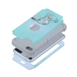 Image 5 - Coque iPod Touch coque iPod 6 coque iPod Touch 7 coque de protection haute résistance coque hybride pour iPod 5 6th 7th Generation
