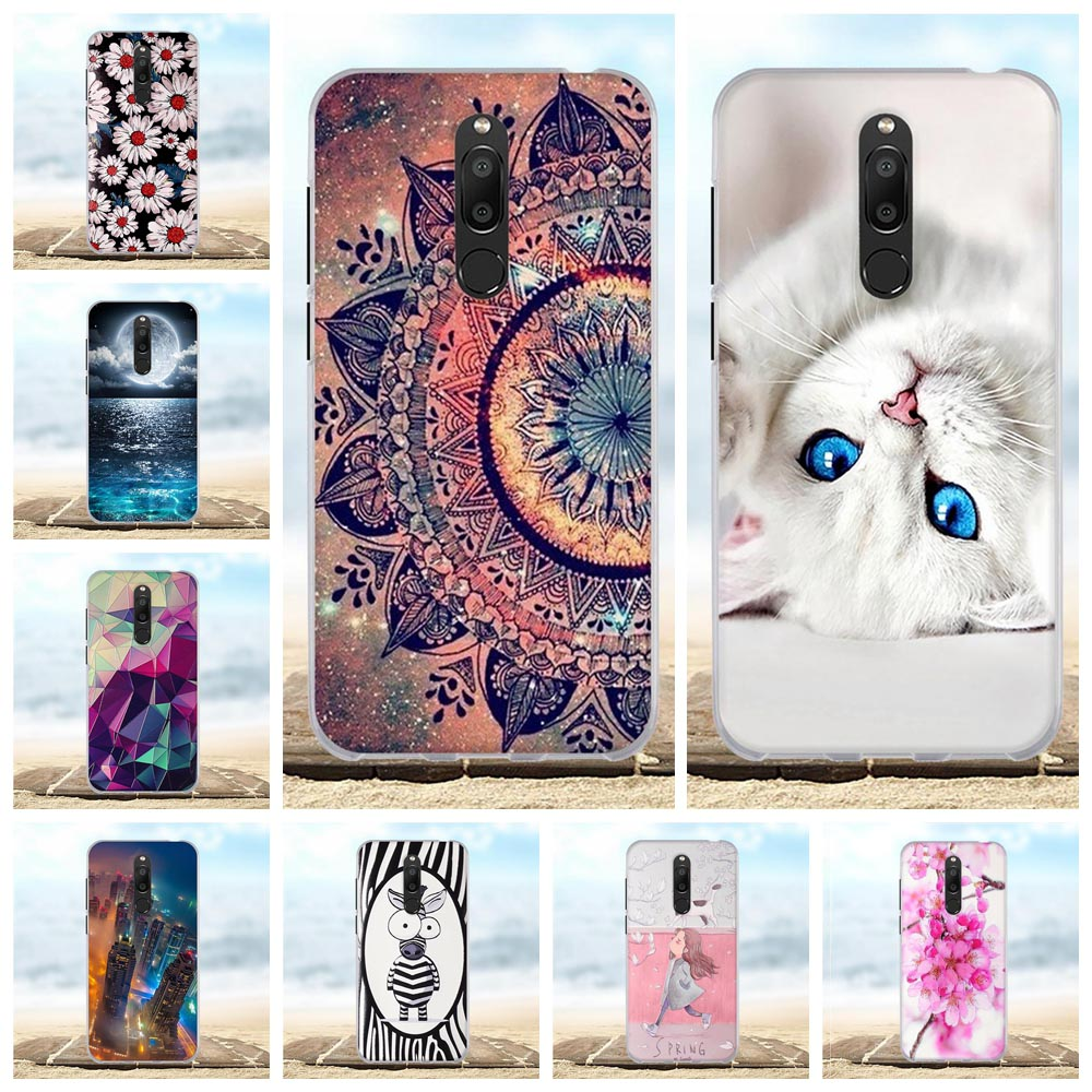 For <font><b>Meizu</b></font> <font><b>M6T</b></font> <font><b>Case</b></font> Silicone <font><b>TPU</b></font> Back Cover For <font><b>Meizu</b></font> <font><b>M6T</b></font> <font><b>Case</b></font> Cute Pattern Fundas Coque 5.7'' Bag For <font><b>Meizu</b></font> <font><b>M6T</b></font> M6 T Phone <font><b>Cases</b></font> image