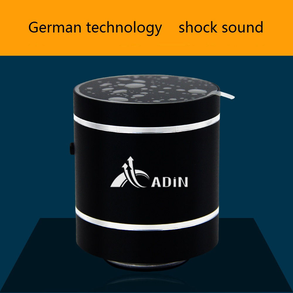 ADIN 15W Діріл дауыс зорайтқышы Bluetooth Mini - Портативті аудио және бейне - фото 5