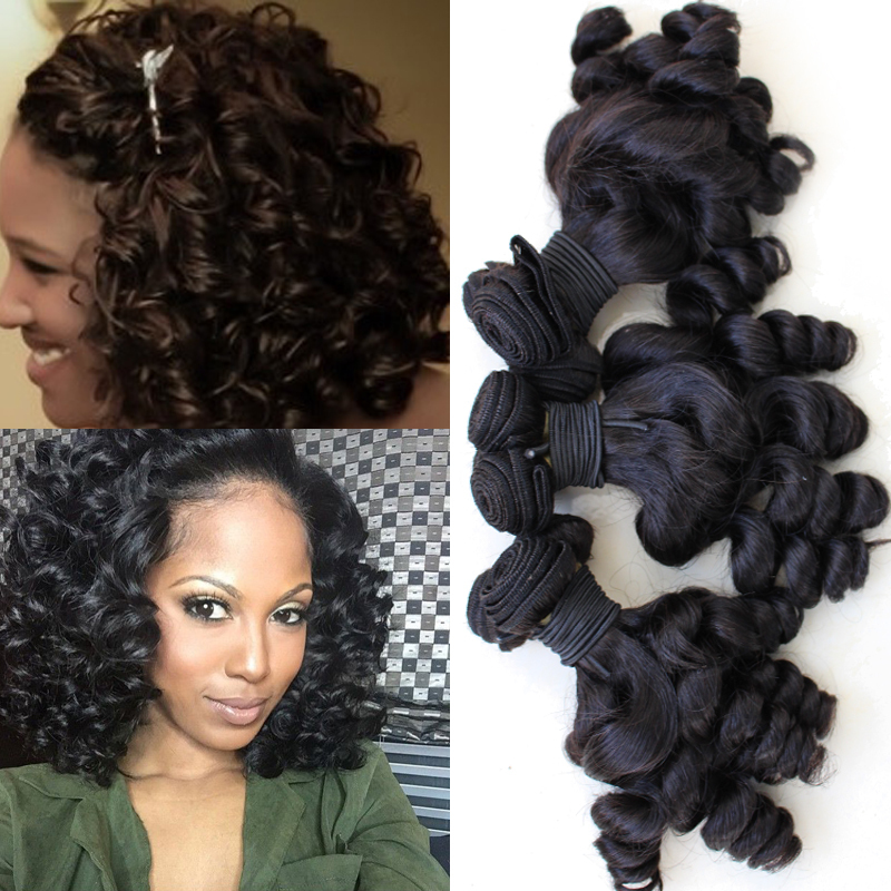 How To Spiral Curl Natural African American Hair