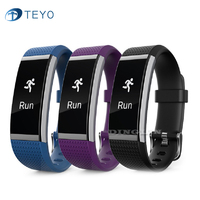 Teyo G8 Smart Band Fitness Bracelet Activity Tracker GPS Smart Wristband Heart Rate Monitor Cardiaco Waterproof