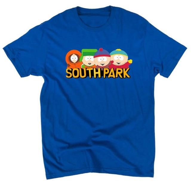 SOUTH PARK TShirt Summer Fashion Cotton 3