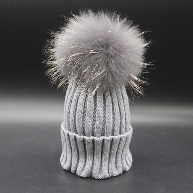 FURANDOWN 2019 Nova modna zimska kapa za djecu Topla pletena kaputić - Pribor za odjeću - Foto 4
