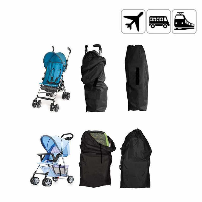Tahan Air Tas Ringan untuk Kereta Bayi atau Payung Kereta Dorong Tahan Lama Double Strength Polyester dengan Tali Bahu
