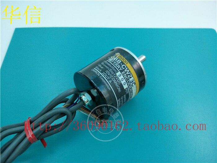 [VK] Used Omron E6B-CWZ3C 300P / R 5to12VDC encoder switch[VK] Used Omron E6B-CWZ3C 300P / R 5to12VDC encoder switch