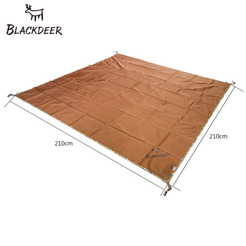 BLACKDEER Camping Mat Ultralight Pocket Footprint Waterproof Picnic Beach Blanket Camping Outdoor Tent Tarp Multifunctional