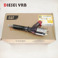 Genuine and Brand New Original Injector 326 4700 3264700 for 320D Excavator for Caterpillar C6,C6.4,320D excavator