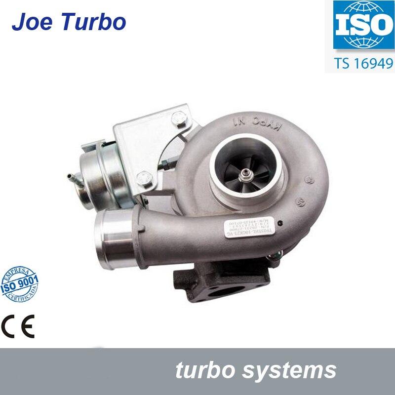 Turbo TF035 28231-27800 49135-07302 49135-07300 49135-07100 Turbocharger For HYUNDAI Santa Fe 05-09 D4EB D4EB-V 2.2L CRDi 150HP turbo cartridge chra core tf035 49135 07310 28231 27810 49135 07312 49135 07311 for hyundai santa fe grandeur crdi d4eb 16v 2 2l