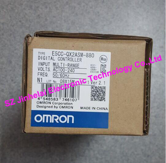 New and original E5CC-QX2ASM-880 OMRON DIGITAL CONTROLLER AC100-240V все цены