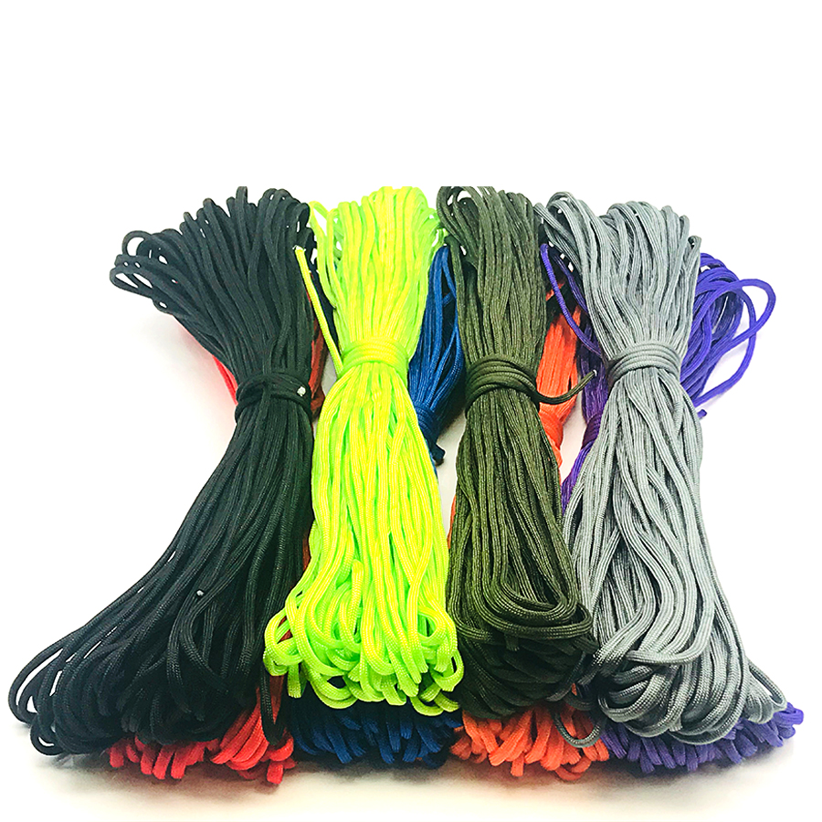 Tent Lanyard Parachute-Cord Rope/accesorios-Iii For Mountaineering 7-Stand