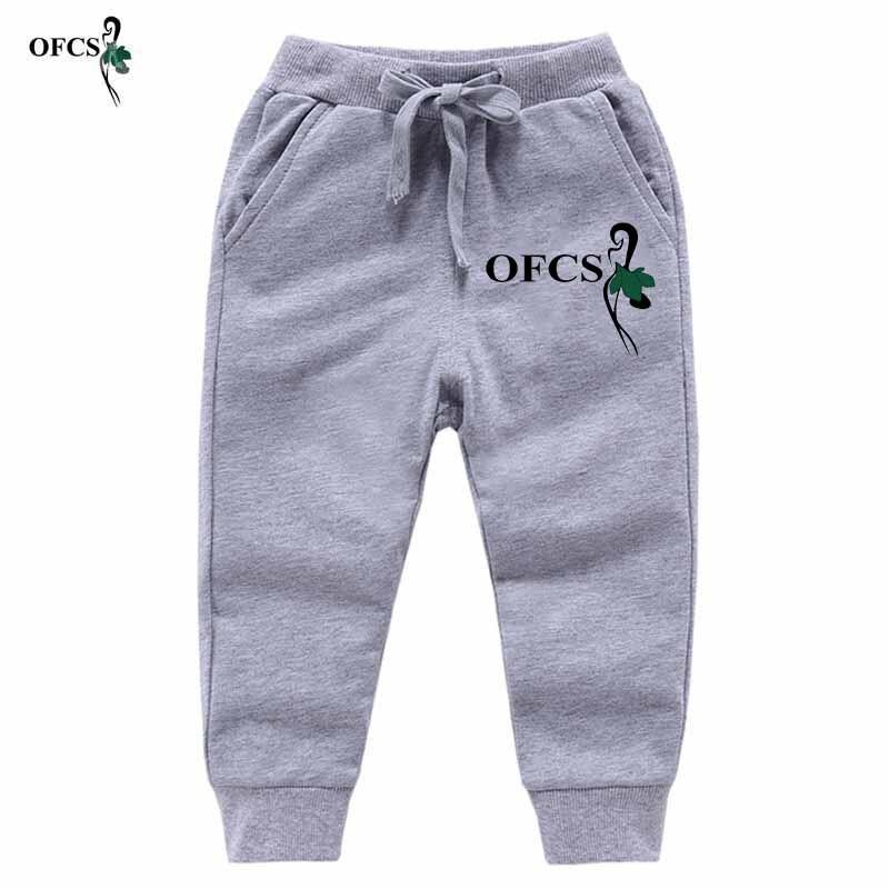 100% Wahr Ofcs Marke Winter Warme Samt Hosen Für 18m-12y Babys Jungen Mädchen Casual Sport Hosen Jogging Enfant Garcon Kinder Kinder Hosen