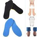 Palmilhas ortopédicas Apoio Do Arco Plana Massagem Cuidados Com Os pés Calçados Pads Almofada do pé esteira de massagem almofada pads palmilhas ortopédicas