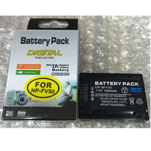 NP-FV50 NP-FV70 NP FV70 lithium batteries NPFV70 Digital camera battery NP FV50 For Sony HDR-CX230 HDR-CX150E HDR-CX170 CX300 Z1