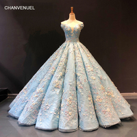 RSM66721 light blue ladies dresses ball gown off the shoulder sweetheart quinceanera dress sexy floor length prom dresses 2019