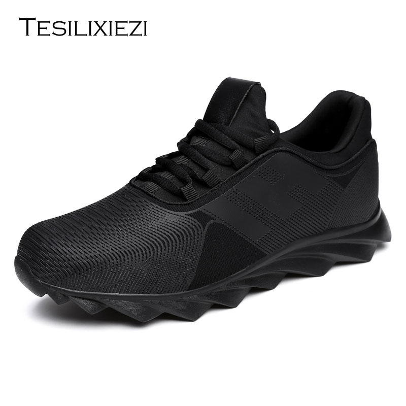 Man Running Shoes Men Breathable Sneakers Free Run Sports Cushioning Fitness Shoes Walking Shoes Outdoor Athletic